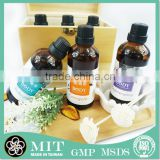 Best full body skin care massage oil set of orchid essential oil