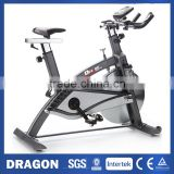 Professional Spin Bike SB468 Indoor Cycle Exercise Bike with 22 kg Flywheel Hand Pulse and Big Computer                                                                         Quality Choice