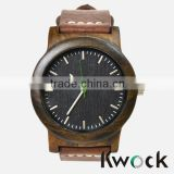 2016 Promotional product wooden watch quartz mens watch&smart watch for mens