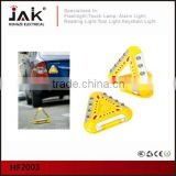 JAK led emergency light/warning light/triangle warning light