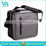 Best Seller Customized Lunch Bag PEVA Liner Insulated Food Customized Lunch Bag With Padded Shoulder Strap