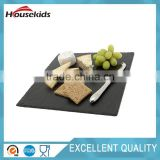 Natural slate cheese board