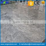 High Quality Home Decoration Natural Polished Tundla Grey Marble Tiles                                                                         Quality Choice