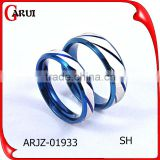 Promotion items and gifts stainless steel jewelry couple fashion jewelry rings