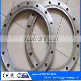 ANSI B16.5 wind power used galvanized steel flange