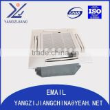 INquiry about 4-way cassette type fan coil unit
