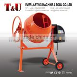 130L plastic motor concrete mixer with CE                                                                                                         Supplier's Choice
