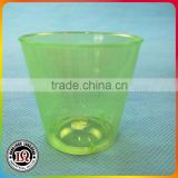 Clear Hard Plastic Cup Water Tumbler