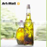 Latest design Olive oil glass bottles black glass bottle                                                                         Quality Choice