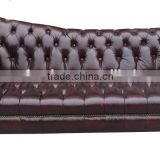 wood carved luxury living room italian leather upholstery sectional sofa