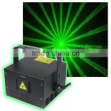 Stage equipment 3w green animation laser light                                                                                                         Supplier's Choice