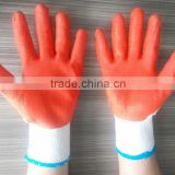 13 gauge colourful nirtirle coated disposable nitrile gloves from china                                                                                                         Supplier's Choice