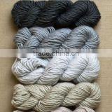 Nm2/48 2/72 Viscose /wool blended yarn for knitting scarf