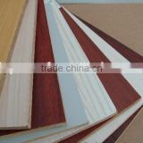 High gloss white melamine MDF & wood timber for construction