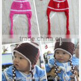 Hot Sale Winter Baby Football Hat For Baby Birthday Gifts