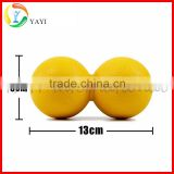 Mobility Training Yoga Peanut Massage Ball Double Lacrosse Ball                                                                         Quality Choice                                                     Most Popular