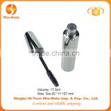 popular electroplate bright 107*20mm good quality aluminum mascara container                                                                         Quality Choice