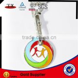 Wholesale promotion token coins key chains coin souvenir