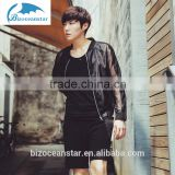 New summer men jacket top organza sun protection shirt designer clothing bask in the jacket