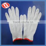 Wholesale High Quality Recycled Cotton Yarn Knitted Gloves