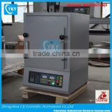 Laboratory heating treatment equipment high temperature atmosphere lab sintering furnace 1600C