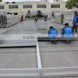 Outdoor Exhibition Tent Cassette Flooring With Aluminum Frame and 25mm wooden material