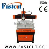 FASTCUT5060 Low price easy operation sculpture making industry wood machine