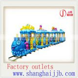 china factory direct sale kids electric amusement train rides kiddie amusement rides train