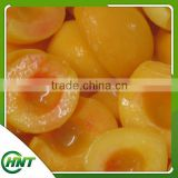 2015 China New Crop 425*24 Fresh Canned Yellow white Peach