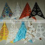 indian paper lanterns stars wholesale pack glitter printed models