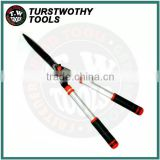"Taiwan 26""-33"" telescopic aluminum adjustable button S50C Wavy blade garden shear hedge trimmer"