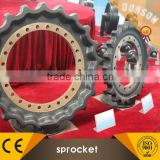China professional factory R150LC-9,R225LC-9T,R275LC-9T,R305LC-9T driving wheel /sprocket rim wheel