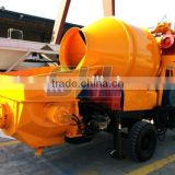 CSC5168 BE 4*2 6CBM small concrete mixer truck with pump made in china concrete mixer truck