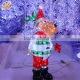 Professional design cartoon sculpture led light ,hot product
