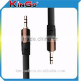 Soft and durable 1Cable P2 3.5mm plug data transfer cable for DVD Player
