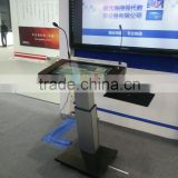 Multi Touch Screen digital podium HJ-19EB
