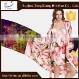 2 piece 100% Silk Sleeping Robes for women