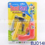 Preschool baby toy hot cheap plastic hammer model/ funny tools toy set
