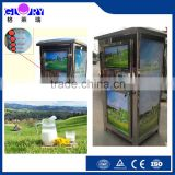 CE Certificate Bill And IC Card Acceptor Commercial Automatic Fresh Milk Vending Machine