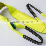 1T Polyester endless pure Webbing Sling for lifting pallets and containers                                                                         Quality Choice