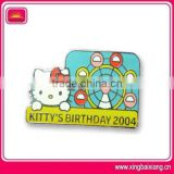 lovely gifts metal happy birthday badge,birthday girl badge