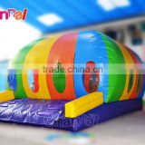 Popular pony colorful inflatable bouncer for sale