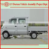 assemble RWD petrol double cab mini truck with SKD/CKD parts                                                                         Quality Choice