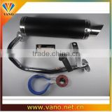 High performance GY6 50cc motorcycle exhaust muffler                                                                         Quality Choice