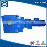 2 gear stage geared motor manufacturer SEW K series gear motor reductor