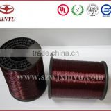 Enameled aluminum magnetic wire for househould/home appliances