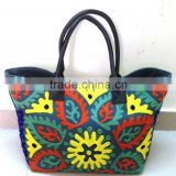 Best Deals!!! Wholesale lot multi color suzani embroidery bag