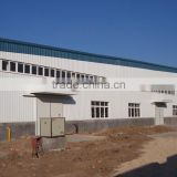 Pre fabricated metal frame drug warehouse building