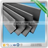 High Quality ASTM 304 304L316 316L Steel Angel Bar Price for Sale