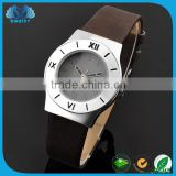 New Arrivals 2016 Leather Strap Watch ,Men Trendy Watch